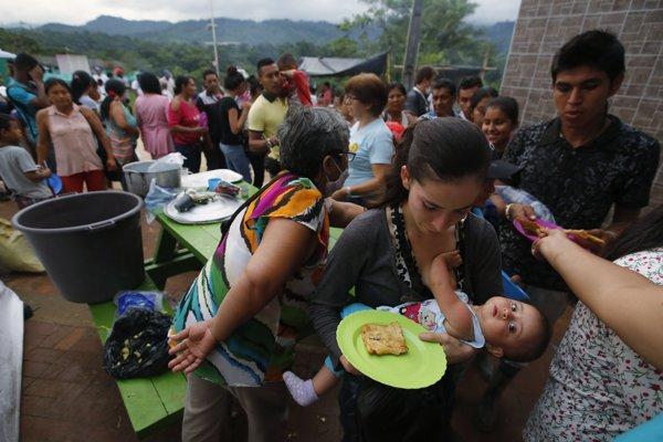Kolumbiu zasiahli najhoršie zosuvy pôdy v jej histórii.