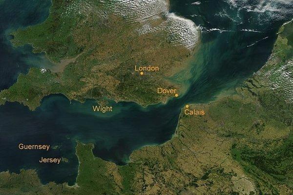 Britániu dnes od Európy oddeľuje Kanál La Manhce. Nebolo však tomu tak vždy.