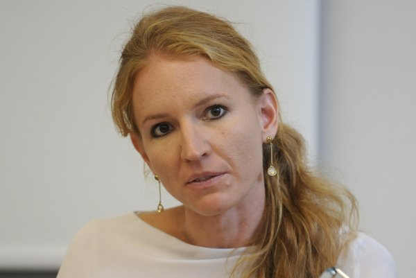 Jarmila Lajčáková.