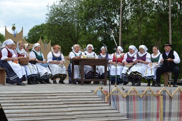 Adresátom grantovej podpory kraja sú aj folklórne podujatia.