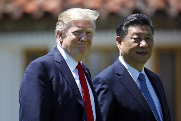 Americký prezident Donald Trump už dlhšie tlačí Čínu do riešenia situácie v Severnej Kórei.