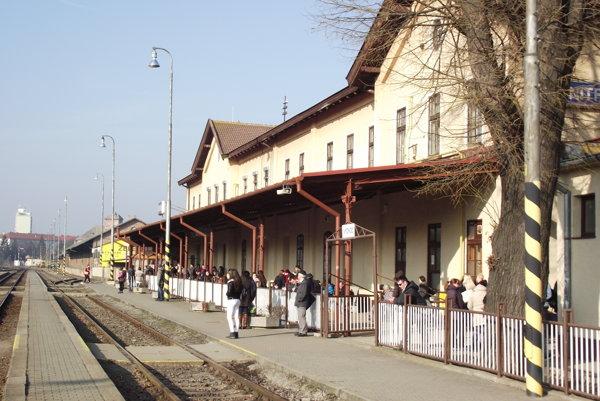 Akcia bude v sobotu na železničnej stanici v Nitre.