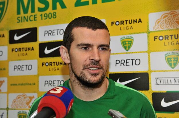 Viktor Pečovský pauzoval pre zlomeninu nohy.