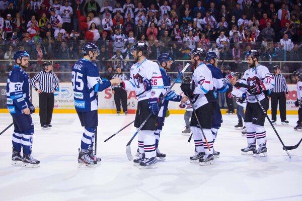 Nitra sa s Banskou Bystricou stretli vo finále ostatných dvoch ročníkov Tipsport ligy.