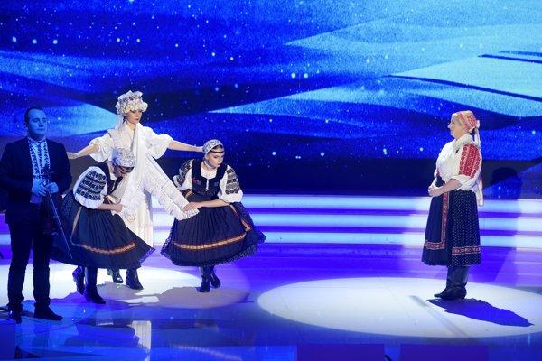 Folklórny súbor Urpín vyhral prvú sériu súťaže Zem spieva.