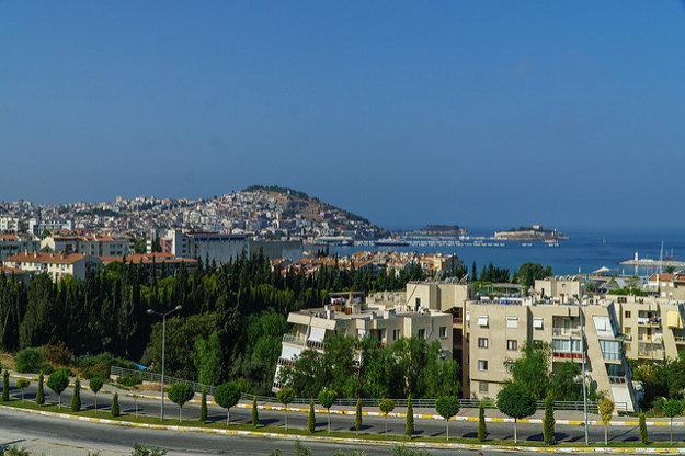 Kusadasi je pôvabné letovisko na Egejskej riviére.