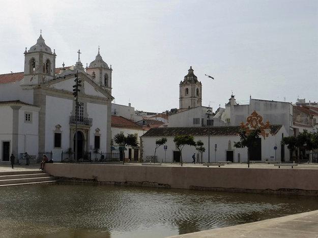 Lagos patrí medzi najkrajšie historické mestá Algarve.