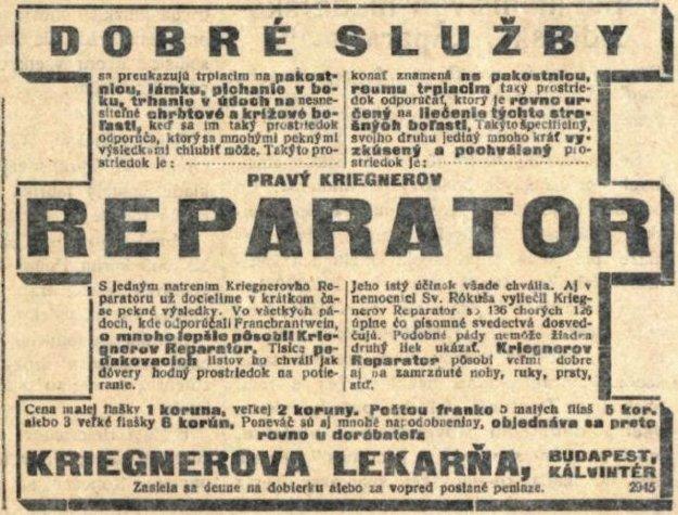 Slovenský týždenník z 13. 3. 1914