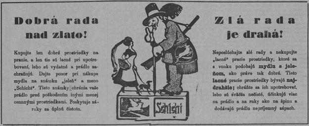 Národnie noviny zo 14. 3. 1914