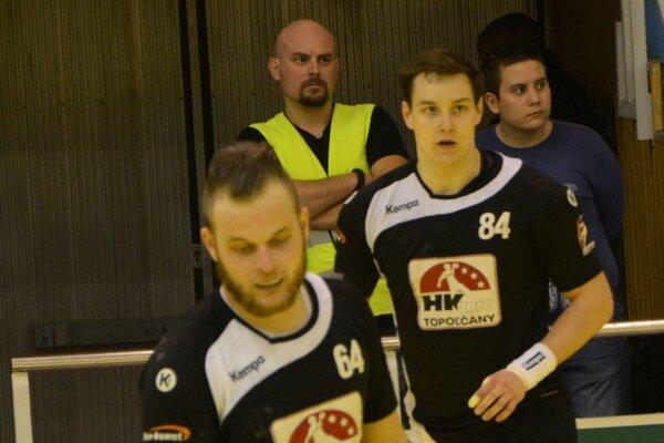 Topoľčany v semifinále narazia na Prešov.