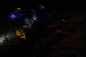 Tragická nehoda pri Bučanoch.