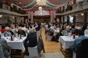 Oslavy desiatich rokov činnosti Domova Jesienka Šurany
