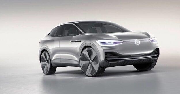 Koncept Volkswagen ID Cross