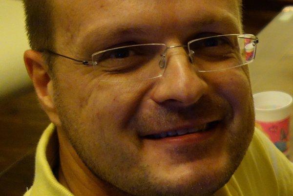 Igor Petrovčík. Jedna z budúcich košických posíl zatiaľ bezmennej strany.