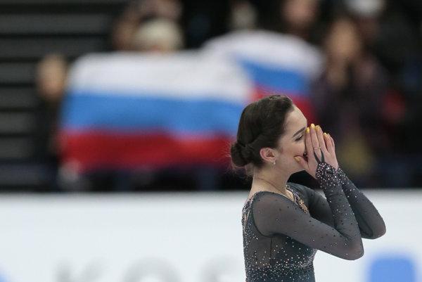 Jevgenija Medvedevová.