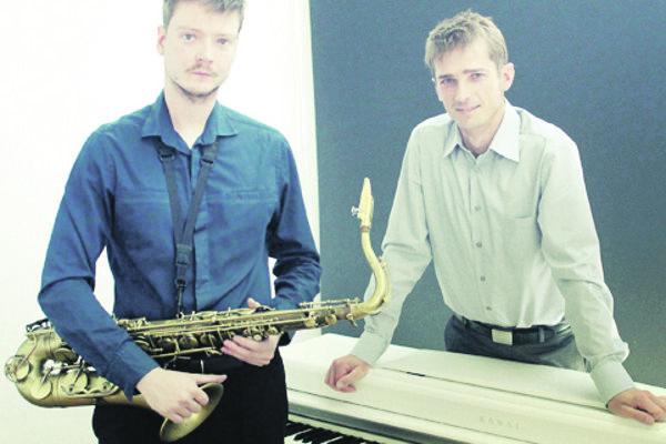 Jazzové duo Bluesense