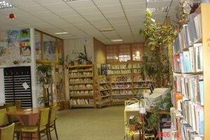Turčianska knižnica v Martine.