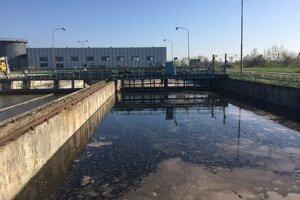 Čistiareň odpadových vôd v Nemšovej má 40 rokov.