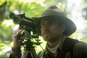 Charlie Hunnan vo filme Stratené mesto Z.