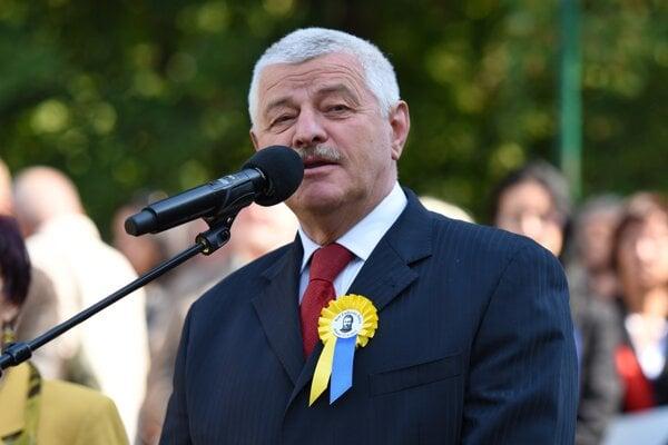 Trnavský župan Tibor Mikuš.