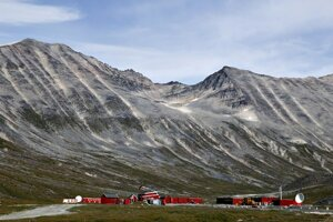 Grónsko.
