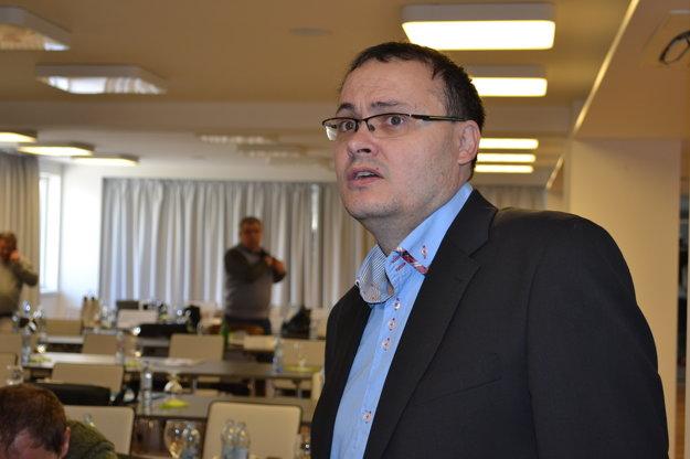 Jozef Balko, manažér projektu.