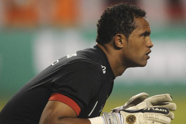 Bývalý brazílsky futbalový brankár Bruno Fernandes de Souza.