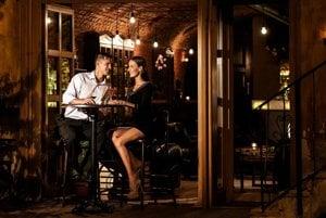 The Cuba Libre Rum & Cigar House - príjemné miesto.