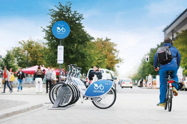Košické sci-fi? Ak by došlo k dohode, Košice by získali na začiatok 250 bicyklov a 50 až 70 stojanov.