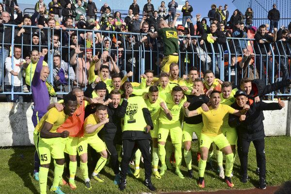 Futbalisti MŠK Žilina získali ostatný víkend 7. majstrovský titul v najvyššej slovenskej súťaži.