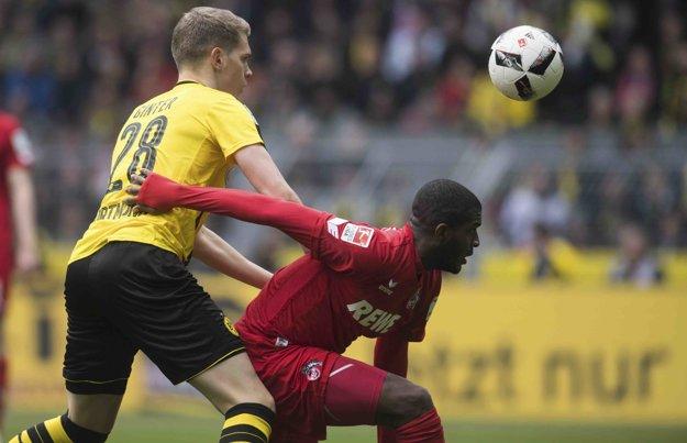 Dortmund doma opäť nepresvedčil.
