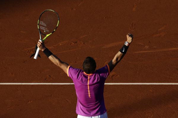 Rafael Nadal by chcel obhájiť triumf v Barcelone.