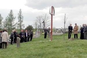 V Boroch vysadili v poradí 174 strom medzinárodného projektu.