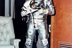 Skafander pre misie programu Mercury používali v rokoch 1961 až 1963.
