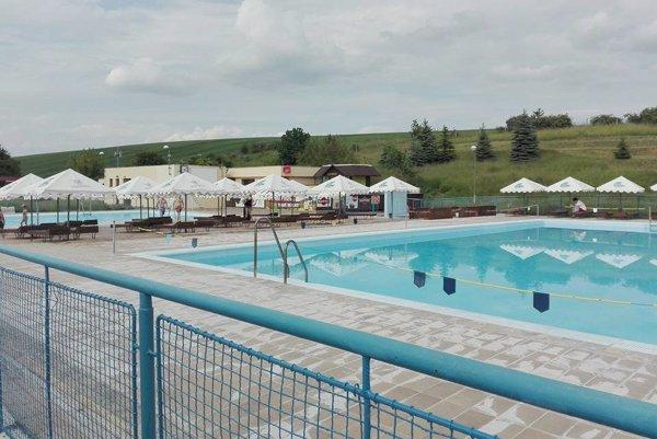 Rekreačné zariadenie Margita - Ilona sa nachádza pri Leviciach.