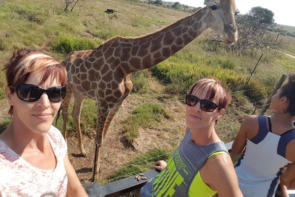 Pekné zážitky. Safari nemohli vynechať.