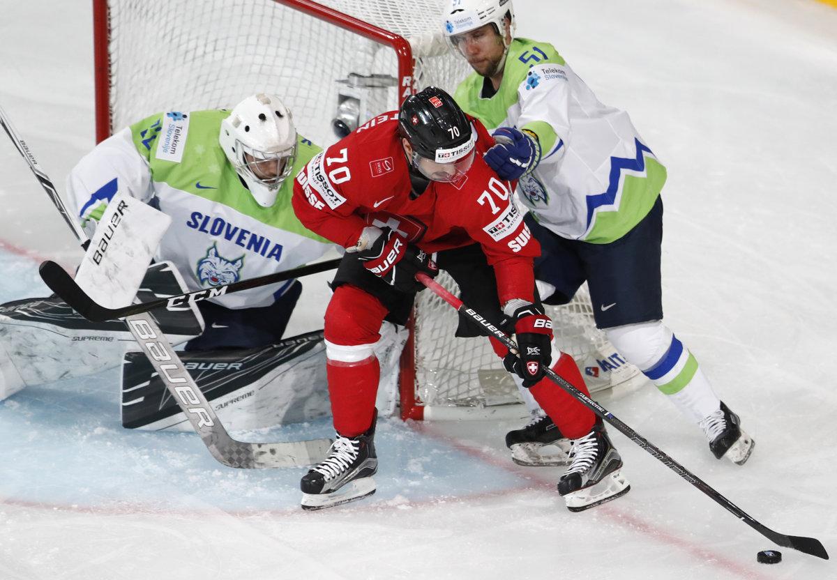 Ms V Hokeji 2017 Online švajčiarsko Slovinsko Sportsmesk