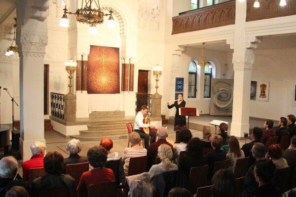 Festival Fatango bude v stredu a vo štvrtok v synagóge.