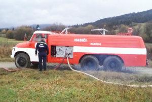 Rabčickí hasiči budú mať starú, ale kompletne zreparovanú aobnovenú tatrovku.