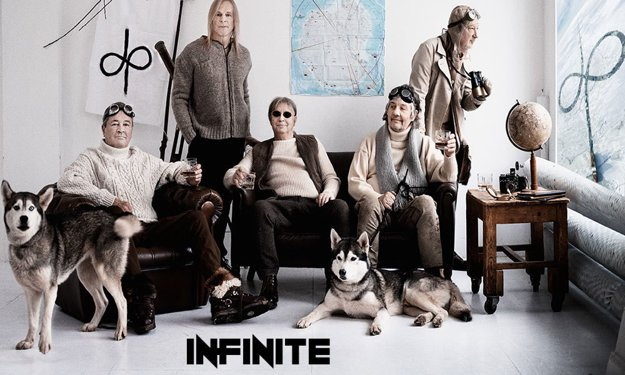 Deep Purple nechcú hrať staré hity, majú nový album InFinite.