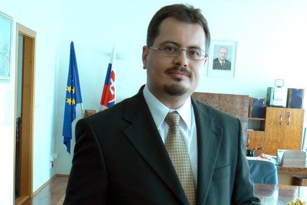Peter Michalko.