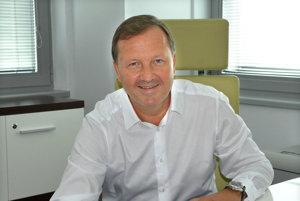 Generálny riaditeľ František Sabol oslávil minulý týždeň 50-ku.