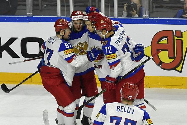 Ms V Hokeji 2017 Online Rusko Dánsko Sportsmesk