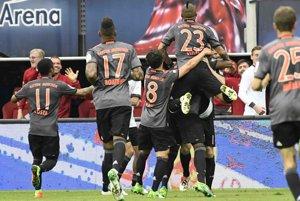 Bayern v dychberúcej prestrelke zdolal Lipsko.