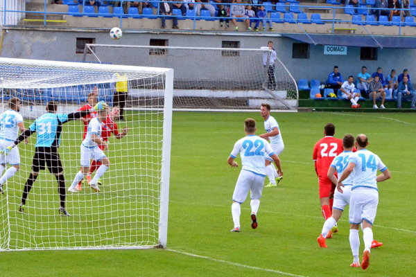 V troch majstrákoch po sebe inkasovali Spišiaci viac ako tri góly na zápas a to hlavne v druhých polčasoch.