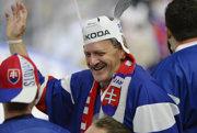 Slovenskí fanúšikovia môžu mať radosť zo všetkého, iba nie z výkonov slovenských hokejistov.