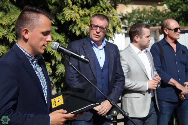 Prítomných privítal generálny manažér FKM Peter Kováč