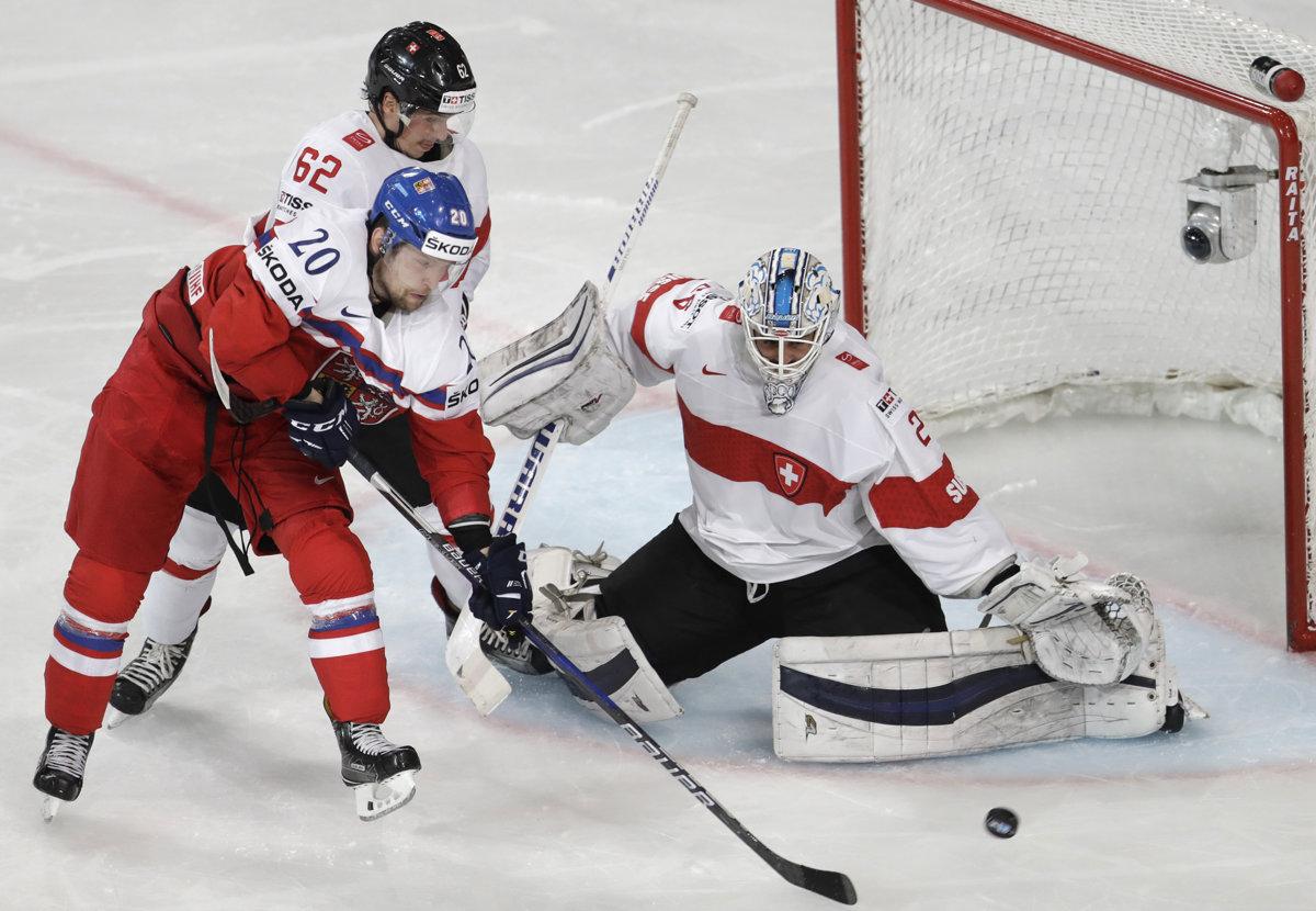 Ms V Hokeji 2017 Online česko švajčiarsko Sportsmesk