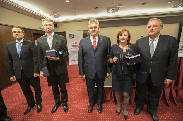 Okrem Dubnickej ZVS Holding, a. s. bola ocenená aj spoločnosť z Plavnice.