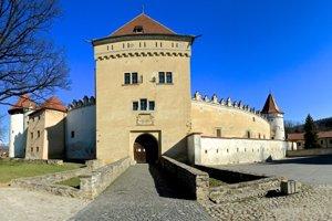 Kežmarský hrad. V srdci mesta.